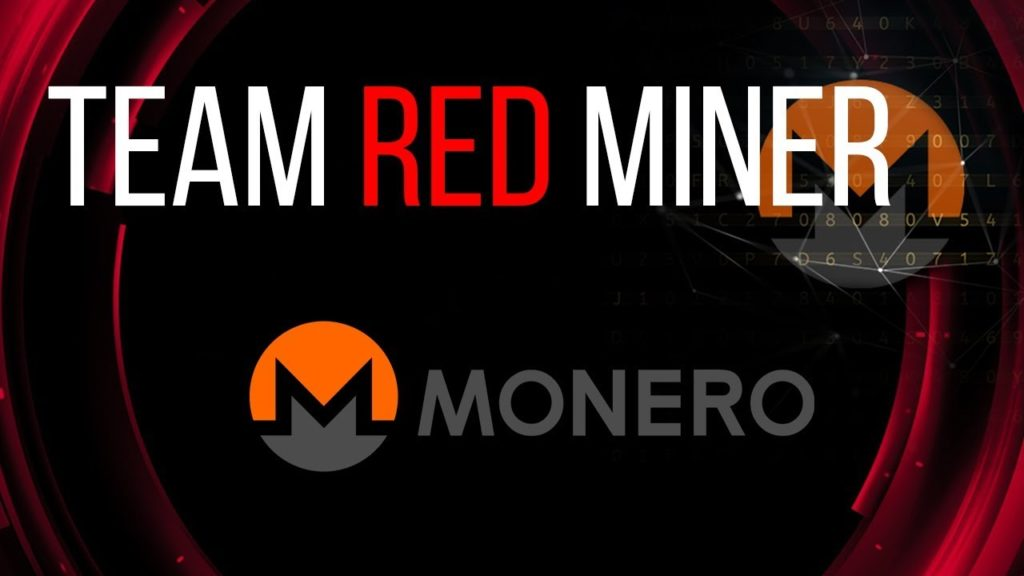 Download TeamRedMiner 0.5.7 (AMD GPUs Miner)