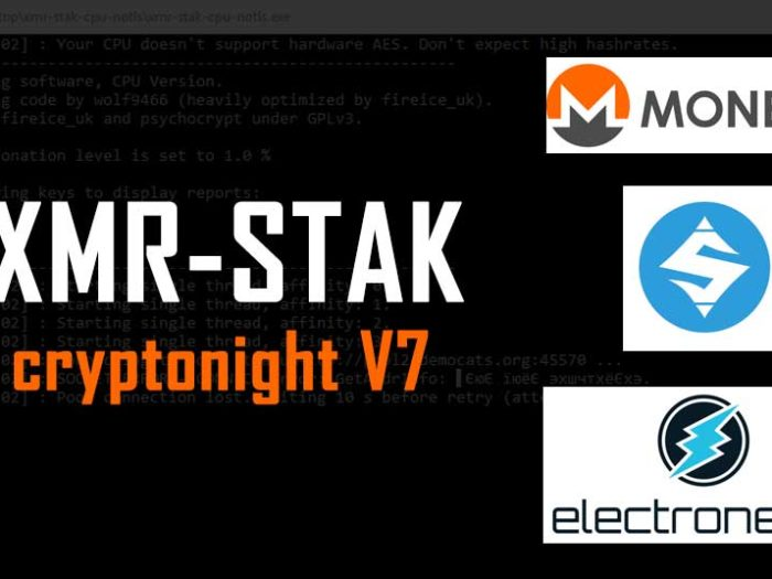 Download XMR-Stak 2.10.7 (AMD & Nvidia GPU Miner)