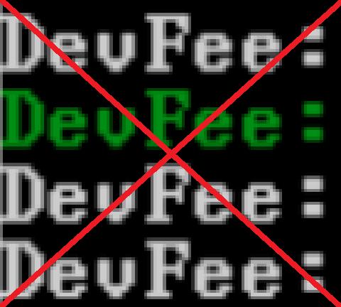 NoDevFee(NoFee)