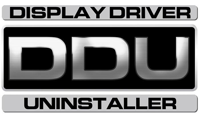 Display Driver Uninstaller (DDU): uninstalling Nvidia / AMD GPU drivers