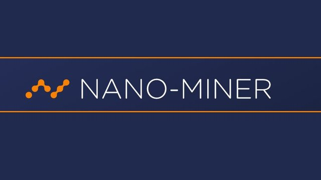 nanominer v1.8.2: Download Nvidia & AMD GPU miner for Windows