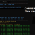 GMiner 2.01 available for Download for Windows (GPU miner for AMD & Nvidia)