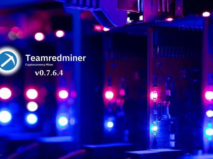 TeamRedMiner v0.7.6.4 NIMIQ ALPHA RELEASE 4 [DOWNLOAD for WINDOWS & LINUX]
